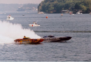 boat races on lake of the ozarks