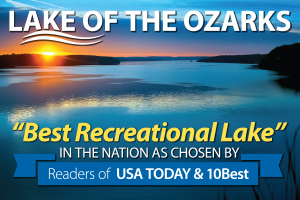 lake of the ozarks best recreational lake award