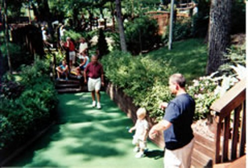 Sugar Creek Miniature Golf
